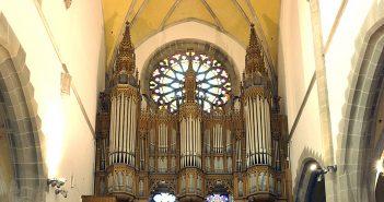 V Bardejove sa konal 28. ročník Organových dní Jozefa Grešáka
