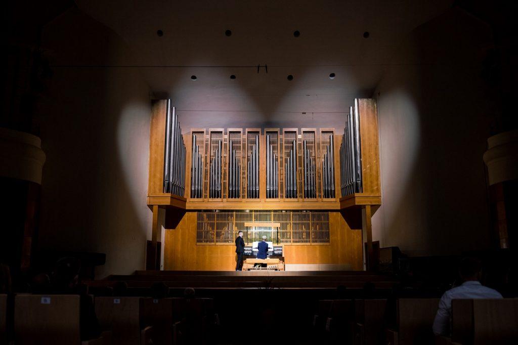 V Košiciach zaznel organový recitál Štefana Iľaša – Bach vs. Reger in D