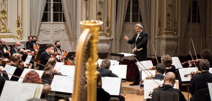 Dva online koncerty s Danielom Raiskinom, šéfdirigentom Slovenskej filharmónie