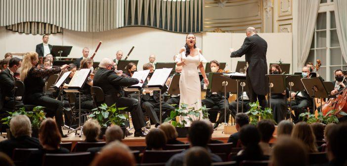 Koncert Slovenskej filharmónie a Vysokej školy múzických umení